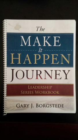The Make It Happen Journey - Small Group Study Guide