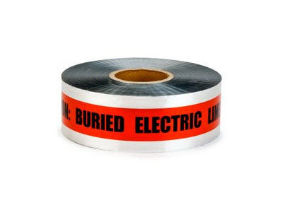 Scotch® Detectable Buried Barricade Tape 406
