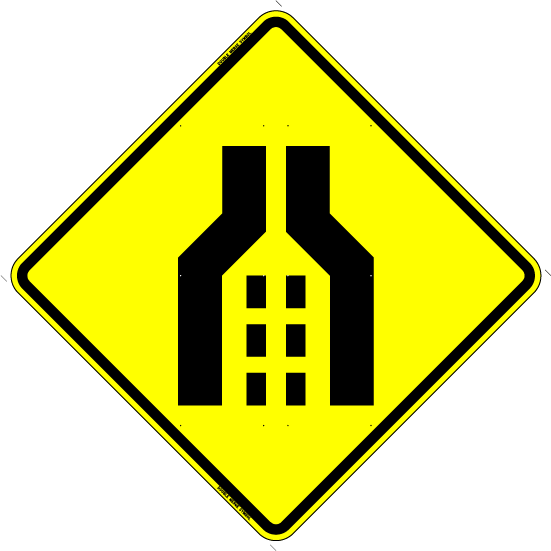 Temporary Warning Signs Mutcd Construction Signs Road Work Signs