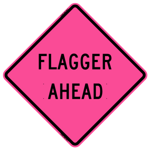 Flagger Ahead (RUS)
