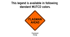 Flagman Ahead (RUS)