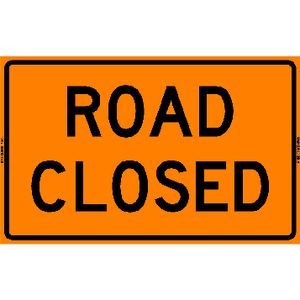 Road Closed (RUS)