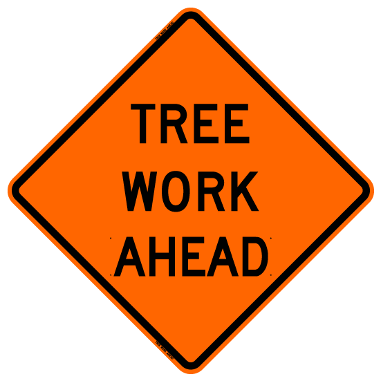 Tree Work Ahead (RUS)