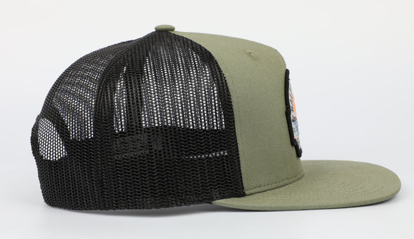 Tail Ale Snapback Hat