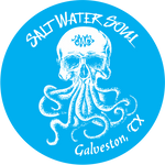 Skully Galveston Decal Blue