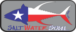 Texas Tuna Decal - saltwater-soul