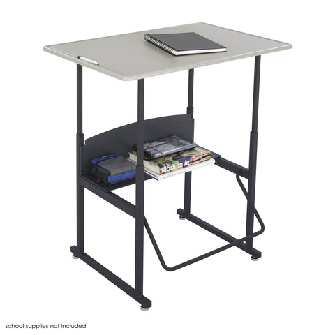 AlphaBetter® Adjustable-Height Stand-Up Desk, 36 x 24""