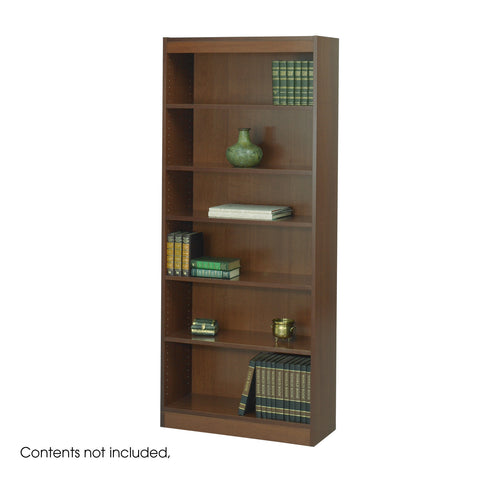 "6-Shelf Veneer Baby Bookcase, 30""W"