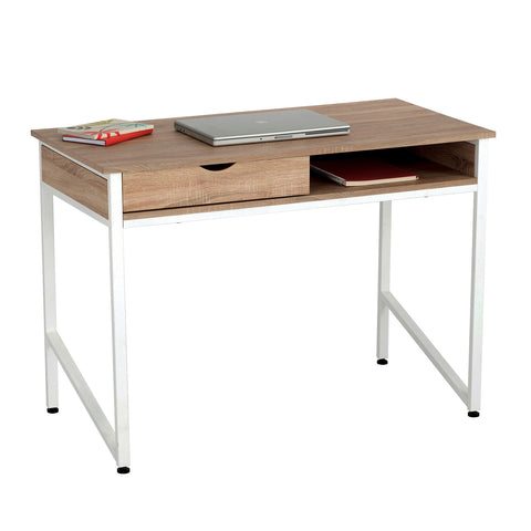 Single Drawer Office Desk