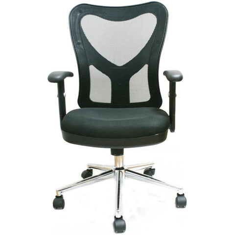 Techni Mobili High-Back Mesh Task Chair