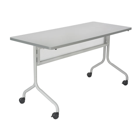 Impromptu® Mobile Training Table, Rectangle Top