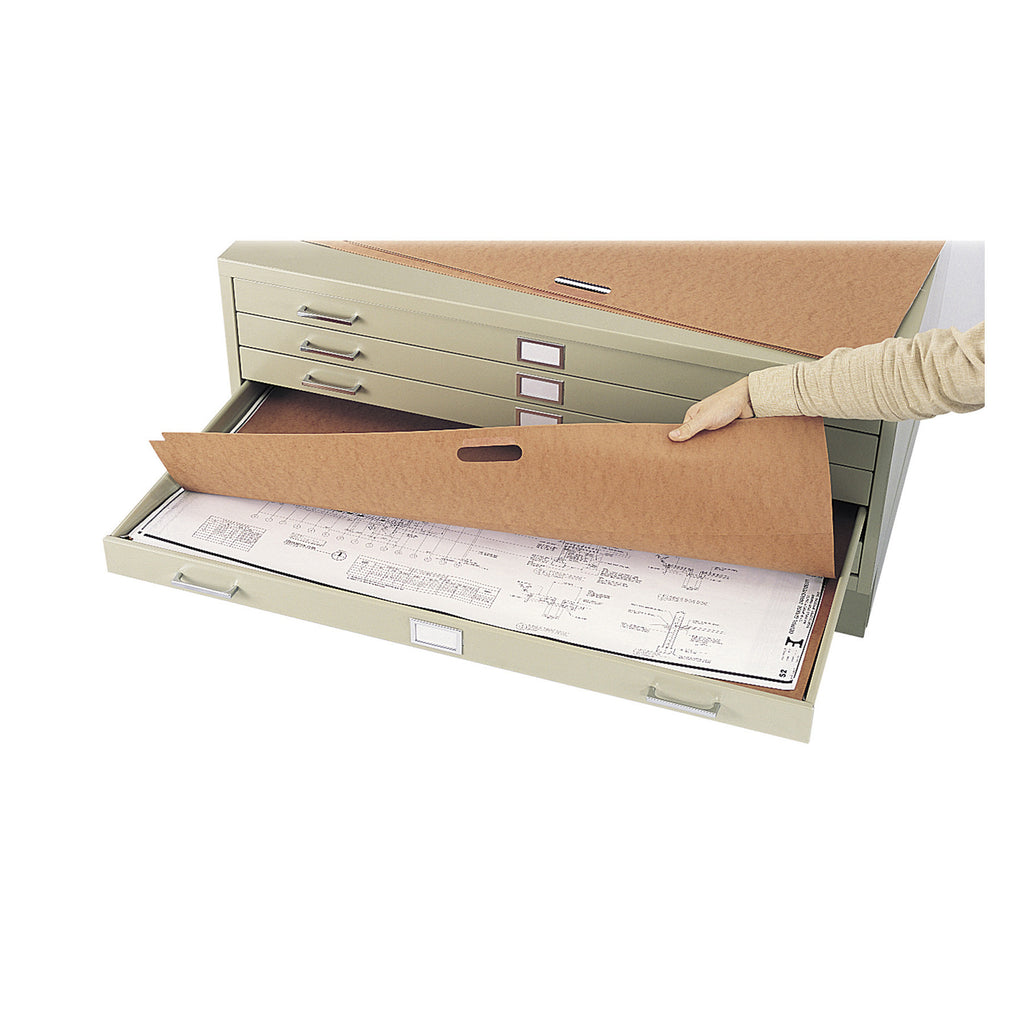 Plan File Portfolio for 4994, Flat File Accessory