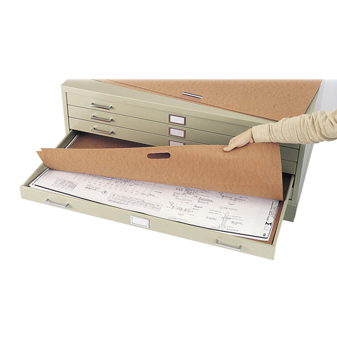 Plan File Portfolio for Model 4998, Flat File Accessory