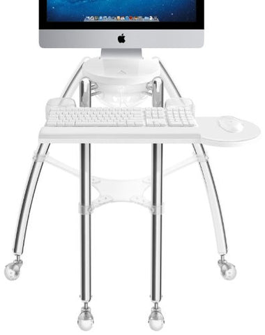 iGo Desk for iMac 21.5 Inches, Sitting Model (10003)