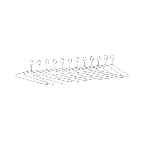 Extra Hangers for Shelf Racks