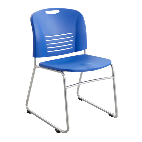 Vy™ Stack Chair, Sled Base Chair