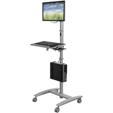 Beta Cart - Adjustable Sit and Stand Workstation