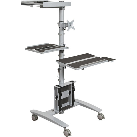 Beta Cart - Adjustable Optional Projector Shelf