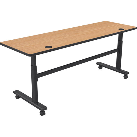 Height Adjustable Sit and Stand Flipper Table-7224