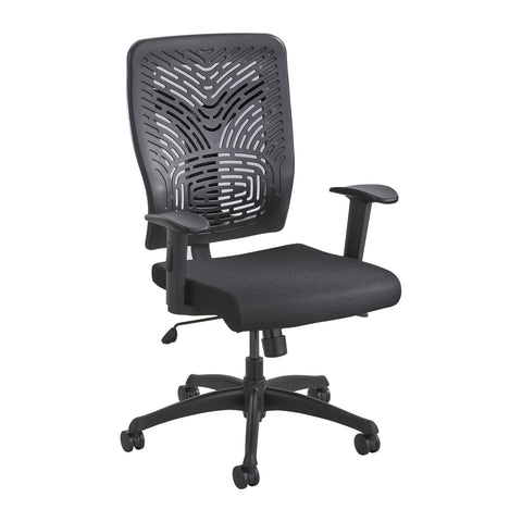 Voice™ Series Task Chair Plastic Back