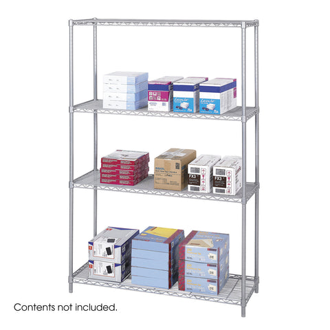 Industrial Wire Shelving, 48 x 18""