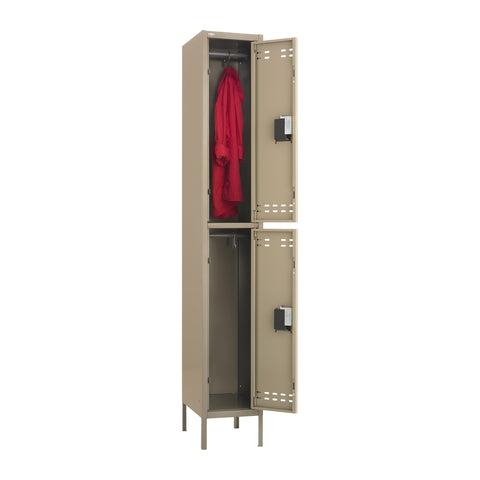 Double Tier Locker