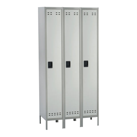 Single Tier Locker 3 Column