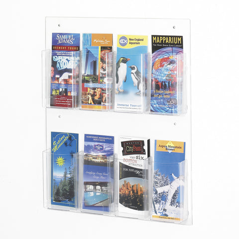 Clear2c™ 8 Pamphlet Display