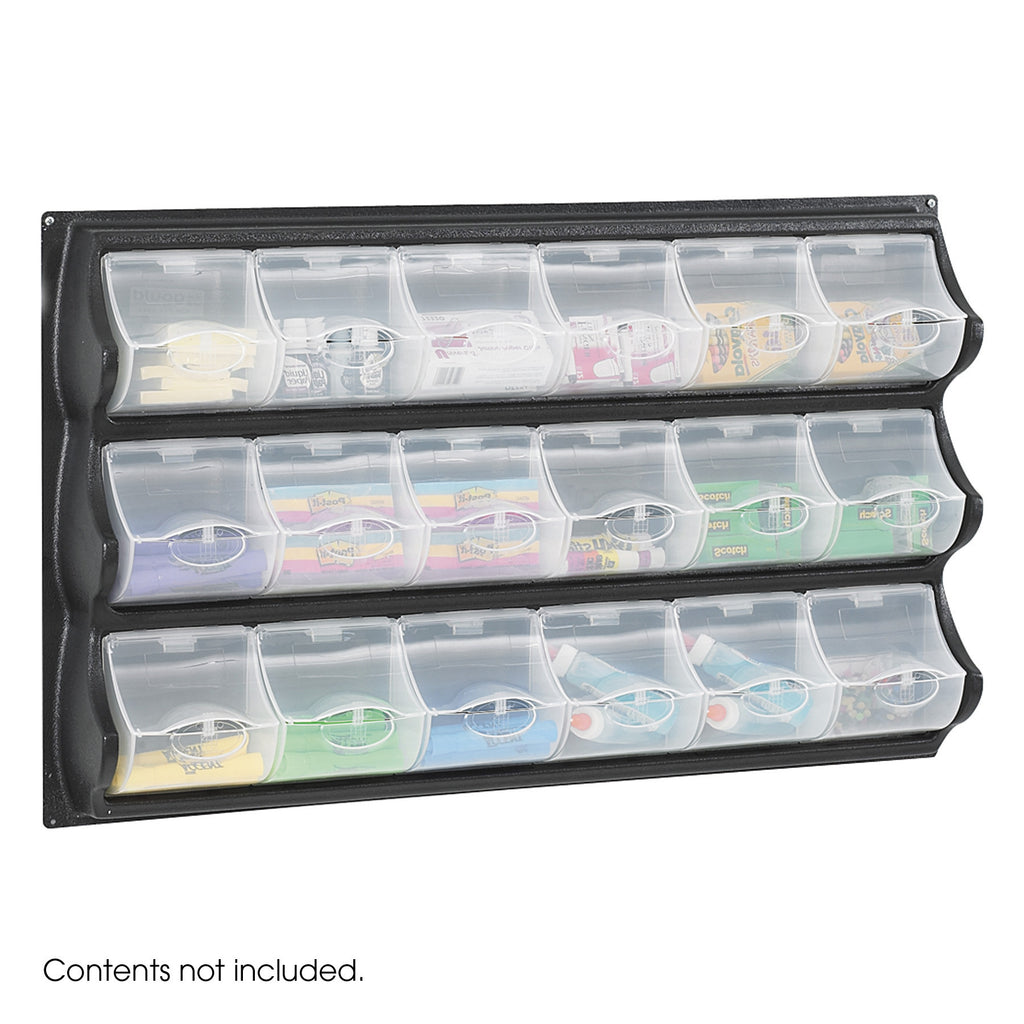 18 Pocket Panel Bins