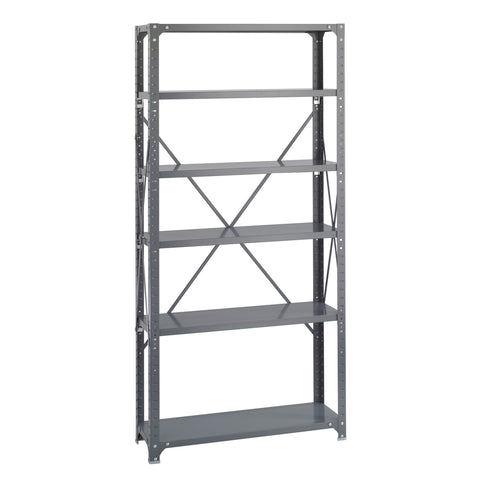 Commercial 6 Shelf Kit