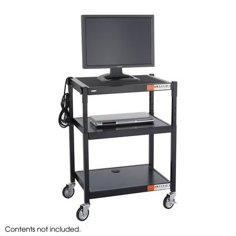 Steel Adjustable Height Cart
