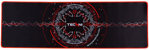 "Techni Sport Runway Circuit Gaming Mouse Pad 36"" x 11.5"""