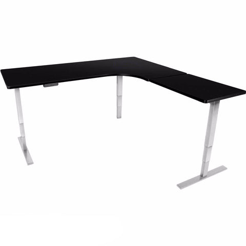 Uplift 950 Electric Sit-Stand L-Shaped Desk