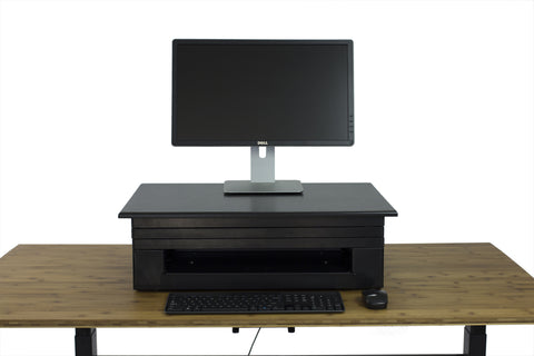Electric ChangeDesk - Height Adjustable Standing Desk Conversion
