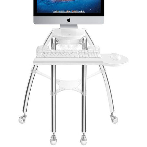 "iGo Desk for iMac 24-27"" - Sitting model"