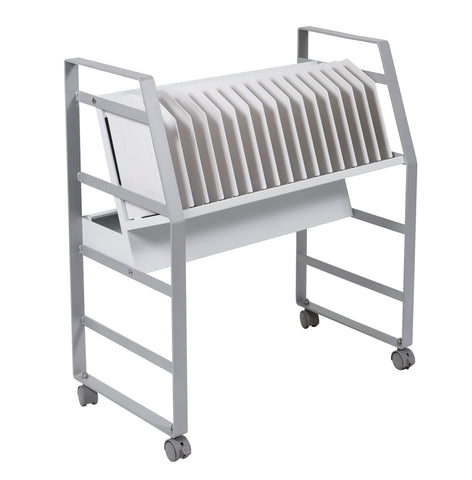 LOTM16 - 16 Tablet/Chromebook Open Charging Cart
