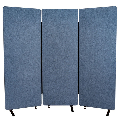 RECLAIM Acoustic Room Dividers - 3 Pack