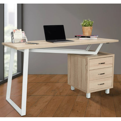 MODERN DESIGN COMPUTER DESK WITH STORAGE