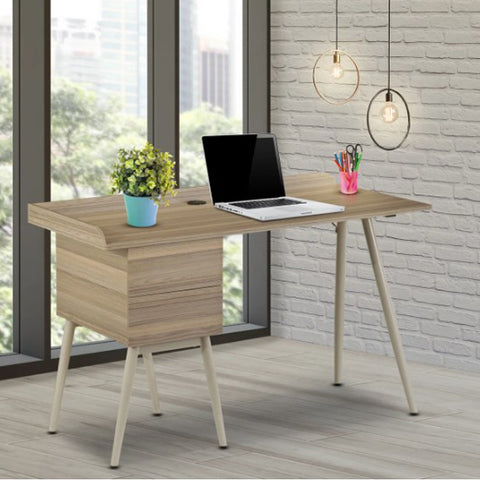 TECHNI MOBILI MODERN DESK WITH DRAWERS