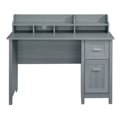 CLASSIC OFFICE DESK WITH STORAGE