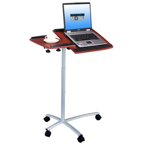 Techni Mobili Deluxe Rolling Laptop Stand