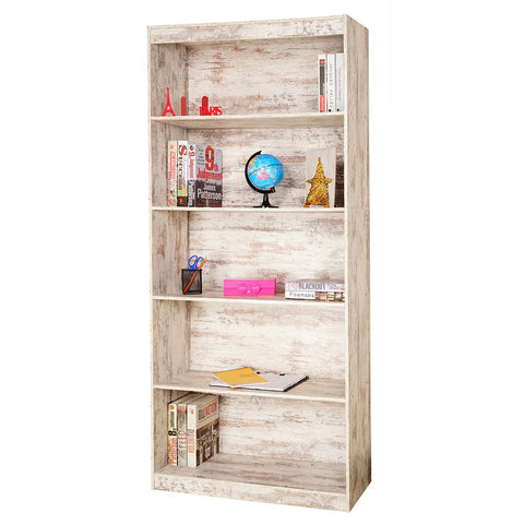 TECHNI MOBILI HOME 5 SHELF BOOKCASE