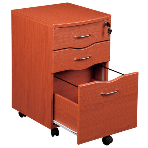 Techni Mobili Rolling Storage and File Cabinet