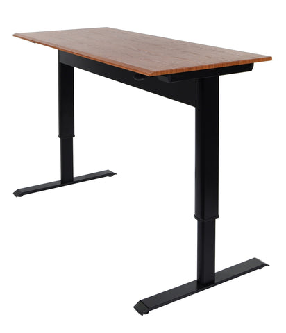 "56"" Pneumatic Adjustable-Height Standing Desk"