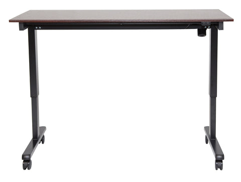"60"" 3-Stage Dual-Motor Electric Stand Up Desk"