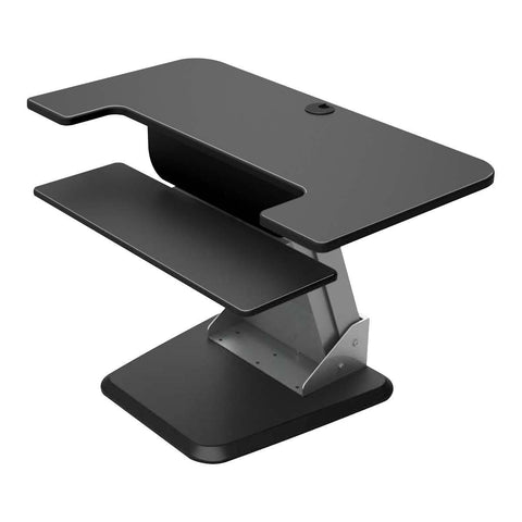 UPLIFT Plus Height Adjustable Standing Desk Converter