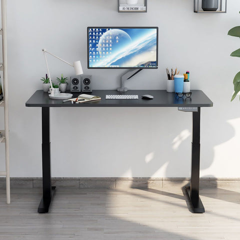 Flexispot: Electric Height Adjustable Standing Desk: 2-Stage Basic Option