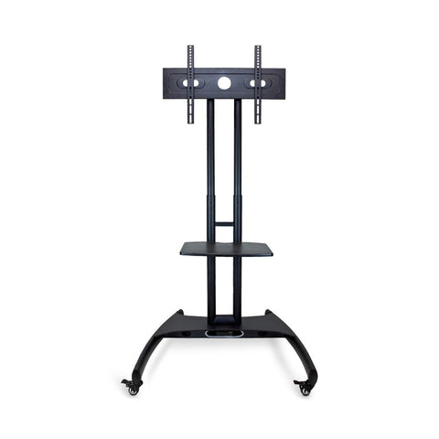 Adjustable-Height LCD/LED TV Stand + Mount