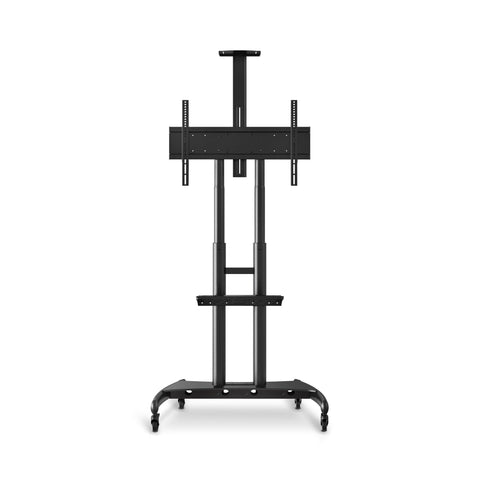 Adjustable-Height Large-Capacity LCD TV Stand