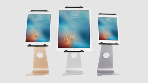 Lap stand for iPad/Tablet